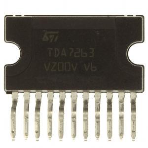 Усилитель низкой частоты на TDA7294 Микросхема.